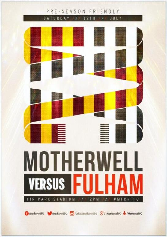 motherwell match design posters 12elfth man graphic 4
