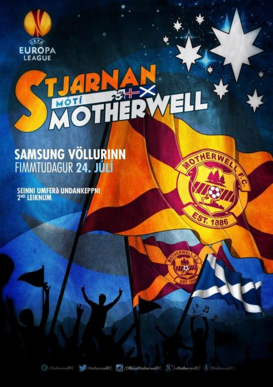 motherwell match design posters 12elfth man graphic 6