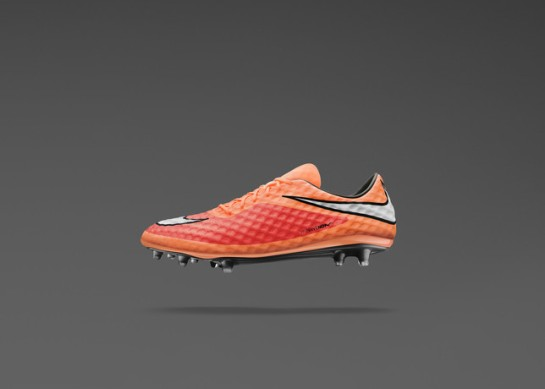 nike launches new boots bright colours hypervenom 2