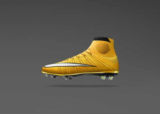 nike launches new boots bright colours mercurial superfly 1