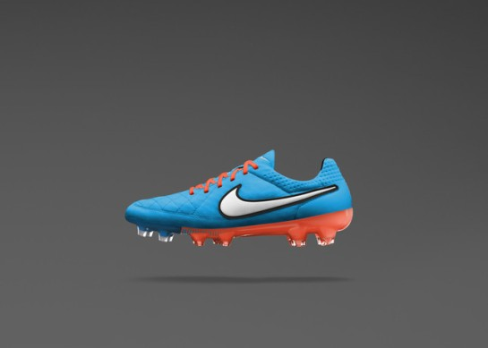 nike launches new boots bright colours tiempo legened 1