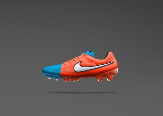nike launches new boots bright colours tiempo legened 2