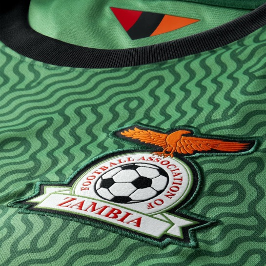 Zambia 2014 Home Kit