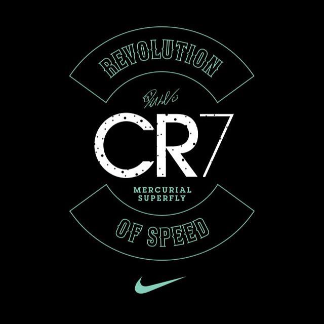 ronaldo cr7 branding
