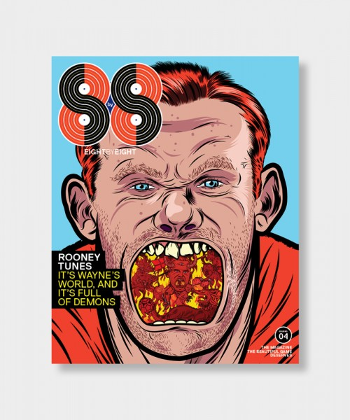 eight by eight issue 4 football design 12elfth man