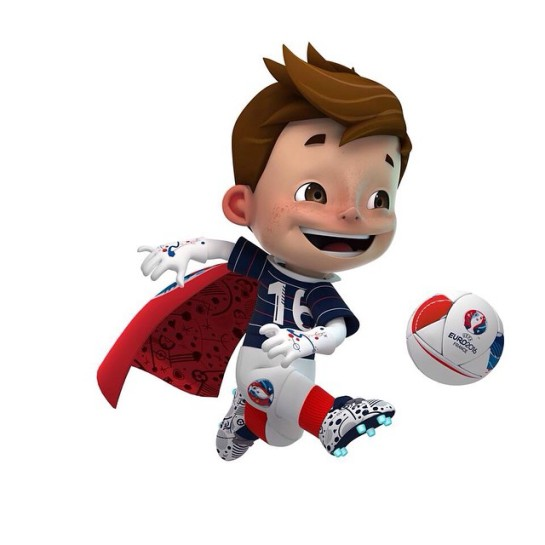 euro 2016 mascot 12elfth man