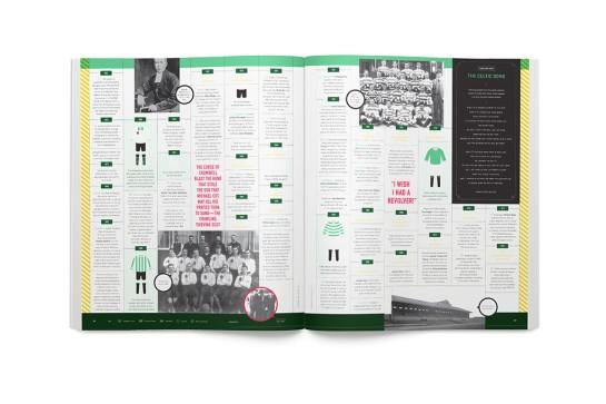 Howler magazine design football 2