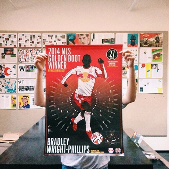 bradley wright phillips x nyredbulls x 8by8 2