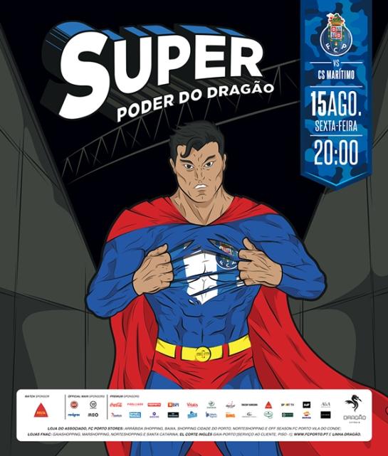 FC Porto Match Posters 1