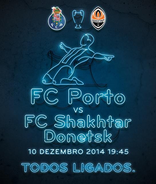 FC Porto Match Posters 3