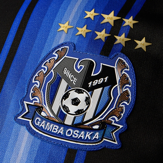 Gamba Osaka new kit japan umbro 12elfth man football 1