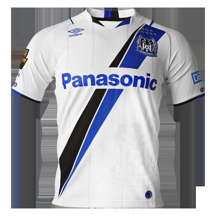 Gamba Osaka new kit japan umbro 12elfth man football 3_2