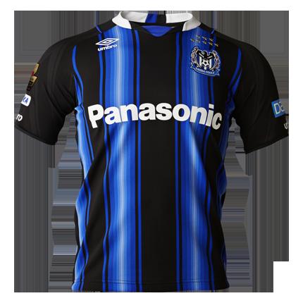 Gamba Osaka new kit japan umbro 12elfth man football 4_2
