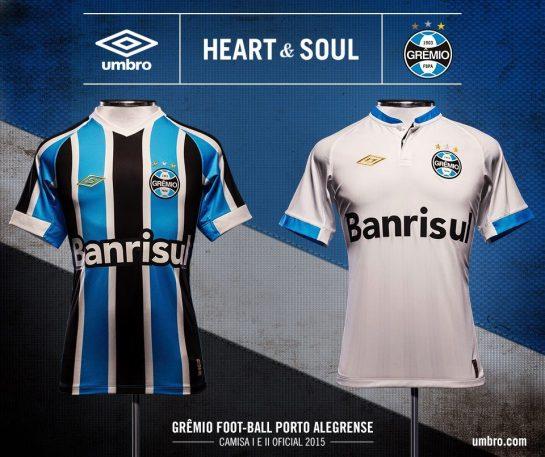 Grêmio FBPA umbro 1