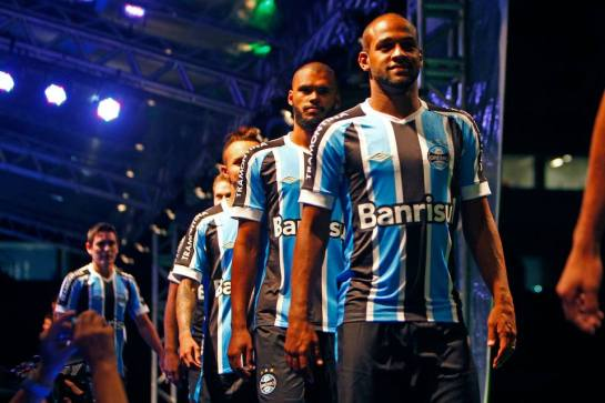 Grêmio FBPA umbro launch 2