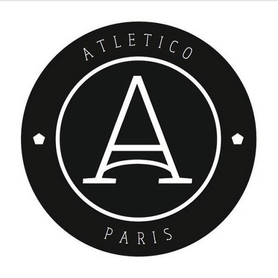 le ballon fc logo atletico paris