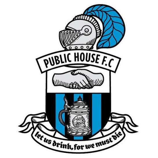 le ballon fc logo public house fc