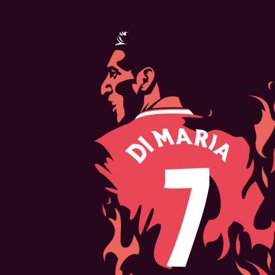 matt pascoe man united 7s design di maria