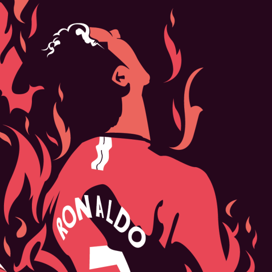 matt pascoe man united 7s design ronaldo