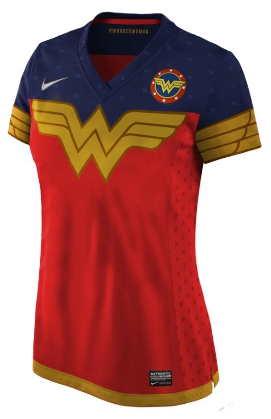 Nerea Palacios Super Heroes 3