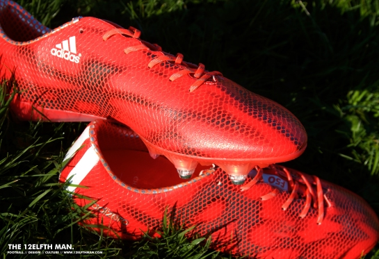 new adidas f50 12elfth man football boots 7