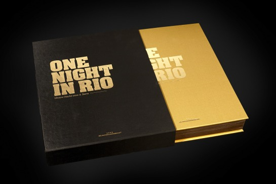One Night In Rio Paul Ripke 12elfth man book gold edition