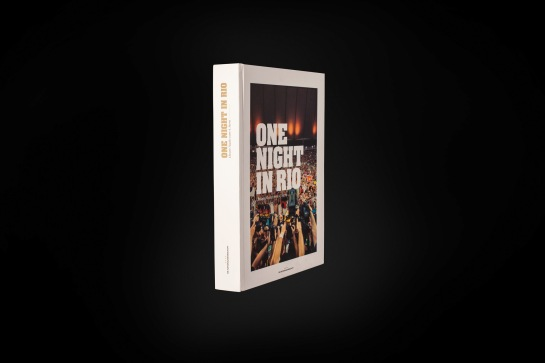 One Night In Rio Paul Ripke 12elfth man book