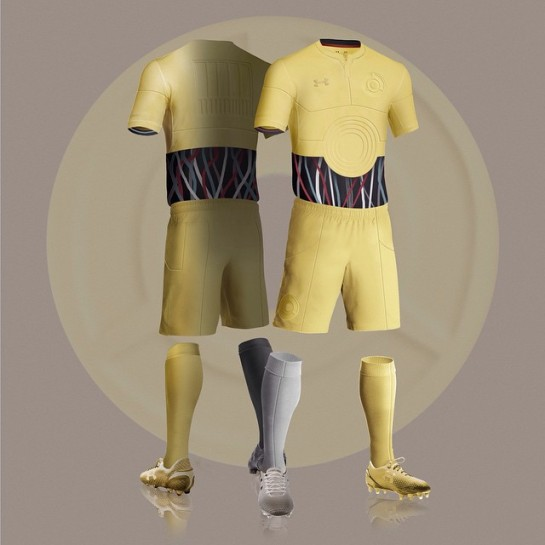 Star Wars Kits Football Design 1