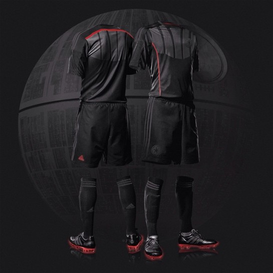 Star Wars Kits Football Design 2