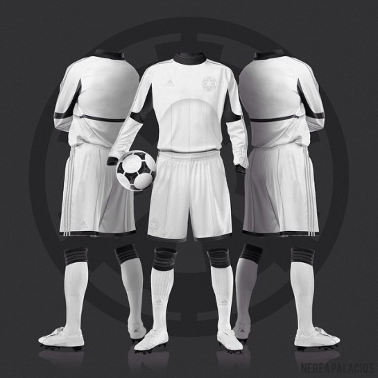 Star Wars Kits Football Design 6