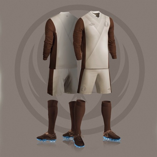 Star Wars Kits Football Design 9