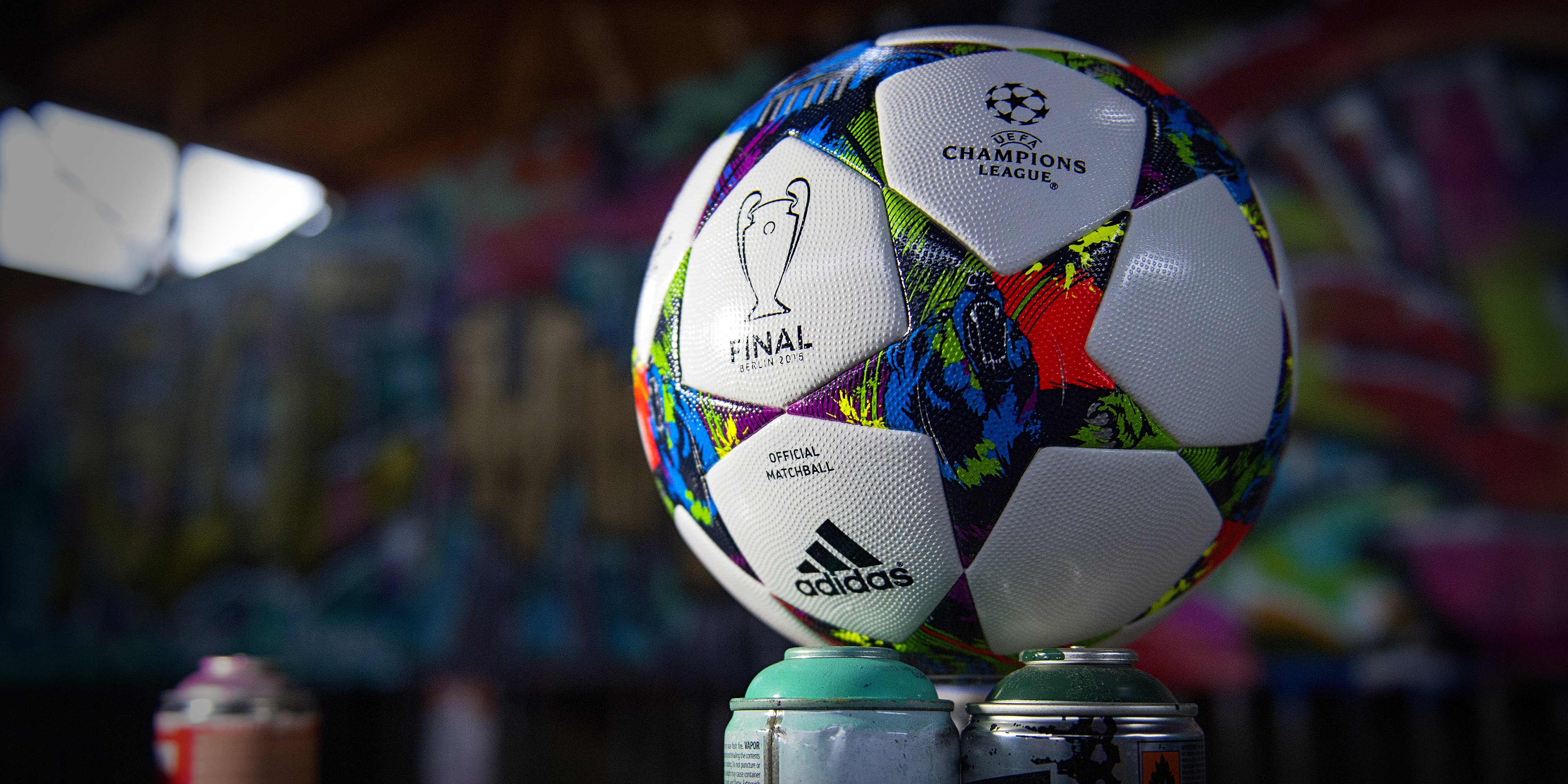 Champions Image: Adidas Champions League