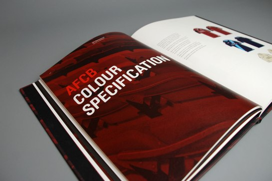 AFC Bournemouth x Parent Football Design Branding 12elfth man 6