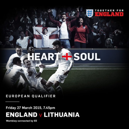 England Lithuania