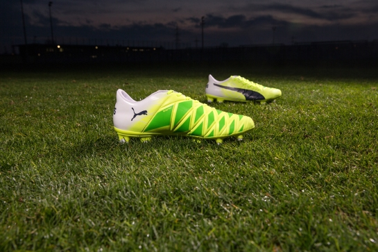 PUMA Launches evoACCURACY Limited Edition 4