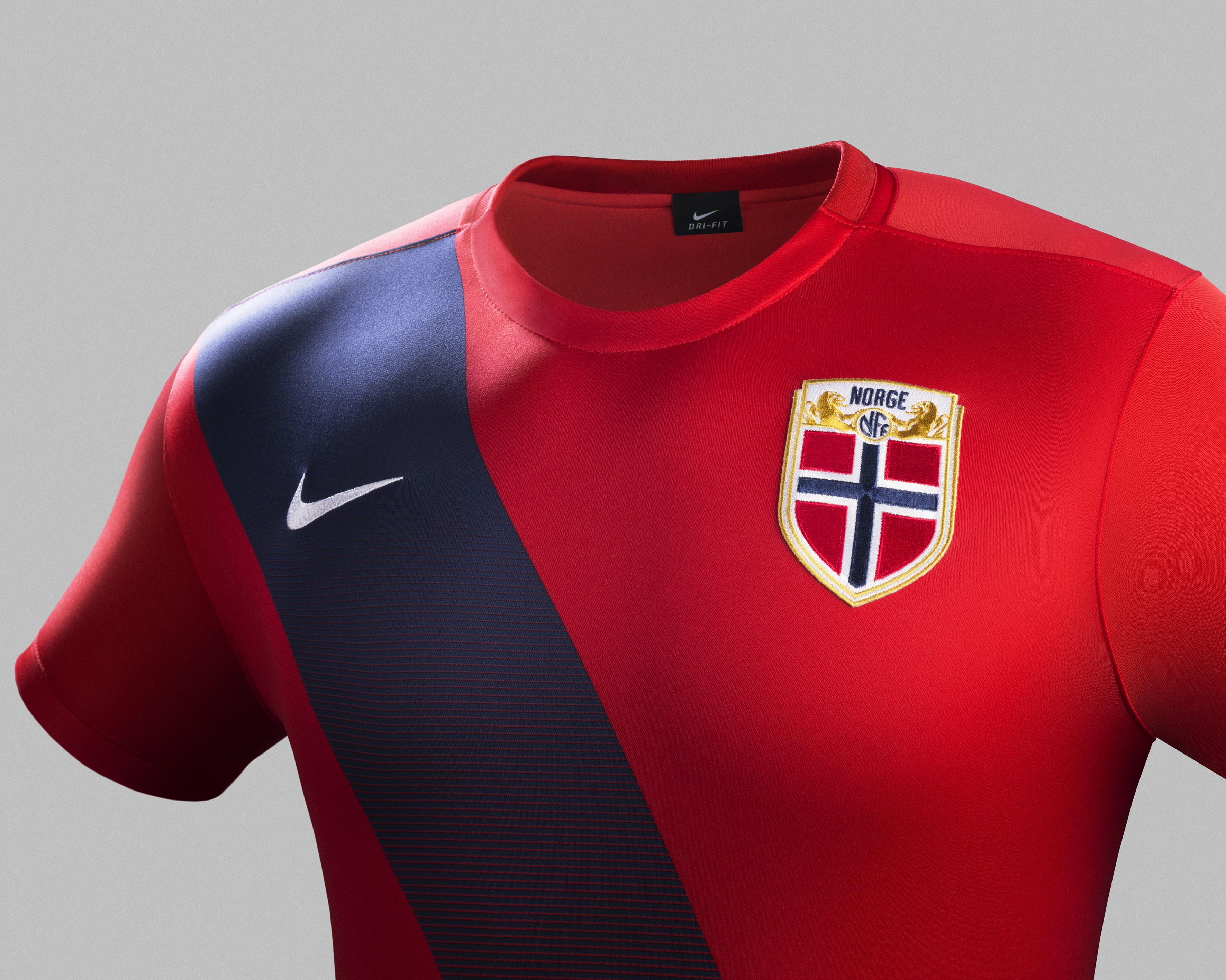 Sp15 NTK Norway PR H Crest R 39135. Sp15 NTK Norway PR H Front R 39134. The  home shirt is in Norway s ... 766a2420f